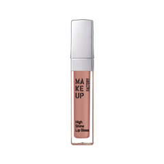 Блеск для губ Make Up Factory High Shine Lip Gloss 36 (Цвет 36 Cinnamon Rose variant_hex_name B48A7E) блеск для губ make up factory high shine lip gloss 69