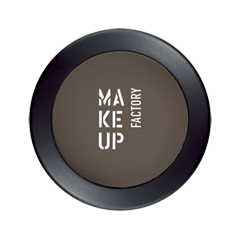 Тени для век Make Up Factory Mat Eye Shadow 04 (Цвет 04 Smoky Brown variant_hex_name 5F564C) make up factory eye shadow brush small кисть для век малая 11 гр