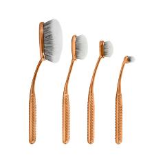 Набор кистей для макияжа Royal & Langnickel MODA® Metallics Face Perfecting Kit