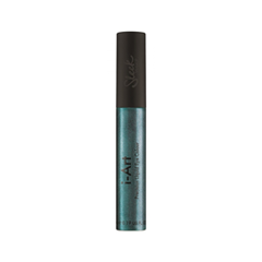 Тени для век Sleek MakeUP i-Art Liquid Precision Eye Colour 1133 (Цвет 1133 Neo Pop  variant_hex_name 4A7174) bell sleeve lace crop top