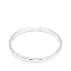 Кольца Aqua Серебряное кольцо на верхнюю фалангу 16 (Размер 16) женские кольца jv женское серебряное кольцо с синт аметистом в позолоте 30 014 510 030 gams yg 18
