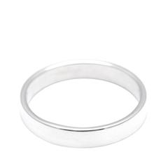 Кольца Aqua Серебряное кольцо на верхнюю фалангу 17 (Размер 17) женские кольца jv женское серебряное кольцо с куб циркониями f 642r 001 wg 17 5