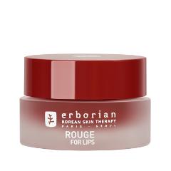 Цветной бальзам для губ Erborian Дудун Красный (Объем 7 г) erborian крем для рук дудун крем для рук дудун