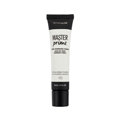 Праймер Maybelline New York Master Prime 10 (Цвет 10 Прозрачный variant_hex_name E6DEDB) new 10 1