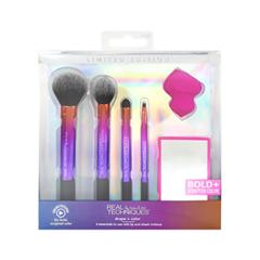 Набор кистей для макияжа Real Techniques Drape + Color