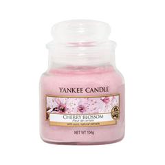 Ароматическая свеча Yankee Candle Cherry Blossom Small Jar Candle (Объем 104 г) ароматическая свеча yankee candle lavender small jar candle объем 104 г