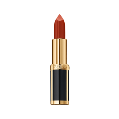 Помада L'Oreal Paris L'Oréal Paris X Balmain Color Riche Lipstick 355 (Цвет Domination / Доминирование variant_hex_name AE3E38)