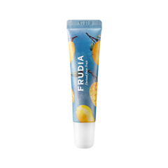 Маска для губ Frudia Ночная    Mango Honey Lip Mask (Объем 10 )  мл