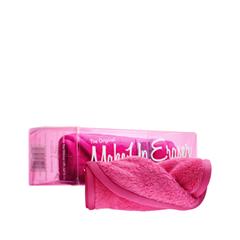 Салфетка для снятия макияжа розовая