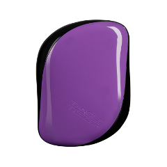 Расчески и щетки Tangle Teezer Compact Styler Black Violet (Цвет Black Violet variant_hex_name 6b3580) цена