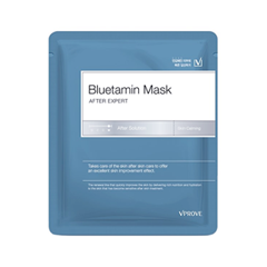 Тканевая маска Vprove After Expert Bluetamin Sheet (Объем 25 мл)
