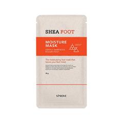 Носочки для педикюра Vprove Shea Foot Moisture Mask (Объем 30 г)