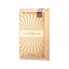Prestige Gold Foil Hair Masque D'escargot