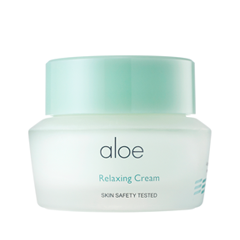 Крем It's Skin Aloe Relaxing Cream (Объем 50 мл) тональный крем the saem porcelain skin bb cream spf30 ра 02