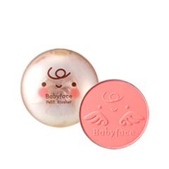 Babyface Petit Blusher 03 (Цвет 03 Romantic Rose variant_hex_name FC9894)