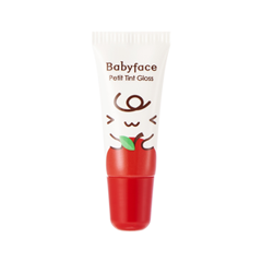 Babyface Petit Tint Gloss 01 (Цвет 01 Apple variant_hex_name F90F07)
