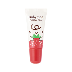 Babyface Petit Tint Gloss 02 (Цвет 02 Strawbeerry variant_hex_name FE2144)