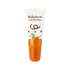 Babyface Petit Tint Gloss 03 (Цвет 03 Apricot variant_hex_name FD3E00)