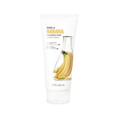 Пенка It's Skin Have a Banana Cleansing Foam (Объем 150 мл) пенка it s skin green grape cleansing foam