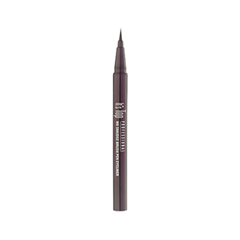 It's Top Professional No Smudge Brush Pen Eyeliner 02 (Цвет 02 Brown variant_hex_name 523E2F)