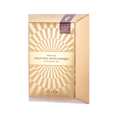 Маска It's Skin Набор Prestige Gold Foil Hand Masque D'escargot Set