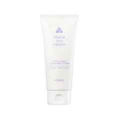 Пенка Vprove Thank You Nature Purple Power Cleansing Foam Gentle & Moisture (Объем 120 мл) thank you mr charlie