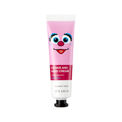 Cookie and Hand Cream Special Edition Strawberry (Объем 30 мл)