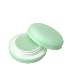 Цветной бальзам для губ It's Skin Macaron Lip Balm 02 (Цвет 02 Greenapple variant_hex_name 9EC1A1) it's skin бальзам увлажняющий для губ macaron lip balm 05 lovechoco 9 г