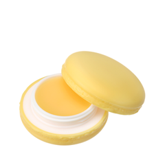 Цветной бальзам для губ It's Skin Macaron Lip Balm 04 (Цвет 04 Pineapple variant_hex_name EFBC60) бальзам для губ it s skin macaron lip balm special edition