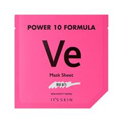 Тканевая маска It's Skin Power 10 Formula Mask Sheet VE (Объем 25 мл) тканевая маска vprove mask master cream sheet rhodiola объем 25 мл