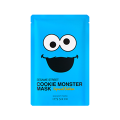 Тканевая маска It's Skin Sesame Street Mask Special Edition Cookie Monster (Объем 20 мл) zenfone 2 deluxe special edition