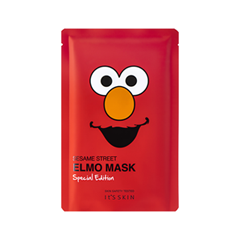 Тканевая маска It's Skin Sesame Street Mask Special Edition Elmo (Объем 20 мл)