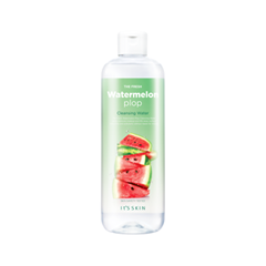 The Fresh Plop Cleansing Water Watermelon (Объем 520 мл)