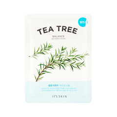 Тканевая маска It's Skin The Fresh Tea Tree Mask Sheet (Объем 18 г) the halloween tree
