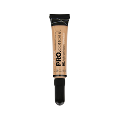 цена на Консилер L.A. Girl Pro Conceal HD Concealer Creamy Beige (Цвет Creamy Beige variant_hex_name FFD8AC)