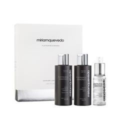 Уход Miriamquevedo Platinum & Diamonds Global Rejuvenation Set уход miriamquevedo platinum