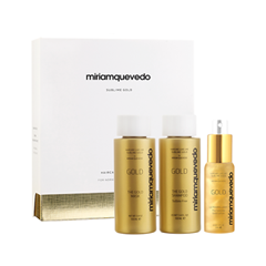 Уход Miriamquevedo Sublime Gold Global Rejuvenation Set уход miriamquevedo platinum