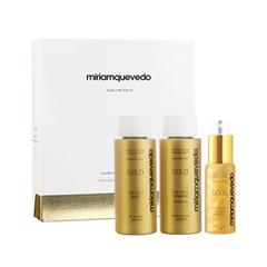 золотая линия sublime gold Уход Miriamquevedo Sublime Gold Global Rejuvenation Set