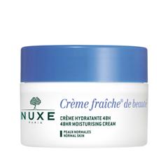 Крем Nuxe Crème Fraîche® de Beauté Crème Hydratante 48h (Объем 50 мл) embryolisse crème riche hydratante объем 50 мл