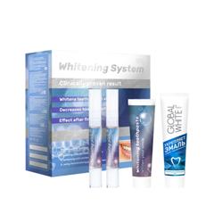 Уход за полостью рта Global White Система для домашнего отбеливания зубов Premium гель для отбеливания зубов спб