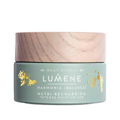 Крем Lumene Harmonia Nutri-Recharging Intense Moisturizer (Объем 50 мл) крем lumene harmonia nutri recharging skin saviour balm объем 30 мл