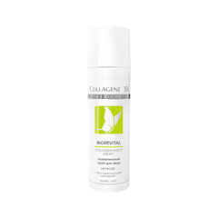 Ночной уход Medical Collagene 3D Biorevital Collagen Night Cream (Объем 30 мл) крем medical collagene 3d collagen day cream perfect lift 30 мл