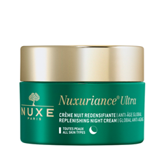 Крем Nuxe Nuxuriance Ultra Crème Nuit Redensifiante Anti-Âge Global (Объем 50 мл) крем nuxe nuxuriance ultra crème nuit redensifiante anti âge global объем 50 мл