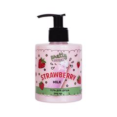 Гель для душа с ароматом клубники (Strawberry Milk) (Цвет 300 мл)