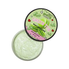 Мусс для душа с ароматом зеленого чая (Green Tea Macaroons) (Цвет 200 мл)