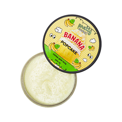 Скраб для тела с ароматом банана (Banana Popcake) (Цвет 350 г)