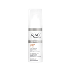 Пигментация Uriage Depiderm Anti Brown Spot Deytame Care SPF 50+ (Объем 30 мл) защита от солнца guam solare anti age spf 50 объем 100 мл