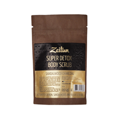 Скрабы и пилинги Zeitun Super Detox Body Scrub (Объем 50 г) скрабы mastic spa скраб для тела olive body scrub