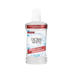 Ополаскиватель Global White Активный кислород (Объем 300 мл) косметические наборы для ухода global white подарочный набор отбеливание укрепление эмали