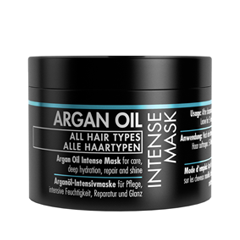 Маска GOSH Copenhagen Argan Oil Intense Mask (Объем 175 мл Вес 20.00) масло levissime argan refreshing body oil 125 мл